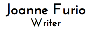 Joanne Furio - Writer